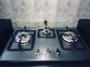 professionele gasstel installatie