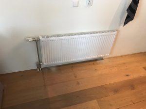 radiator maakt tikkende geluiden
